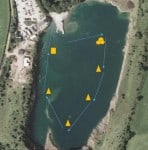 swim route 148x150 Capernwray Mid Week Sprint Series